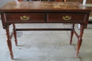 Desk- Before